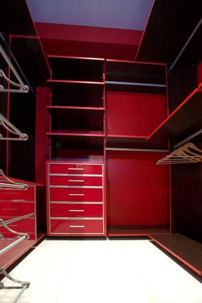 Dressing Room - Walk in Closet or Modular Wardrobes designs