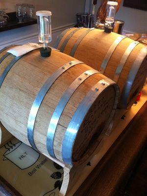 Oak-Barrel Aged Raspberry Porter & Espresso Stout - HomeBrewing.com