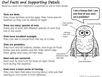 OWL-Writing-and-Craft-1823440 Teaching Resources - TeachersPayTeachers.com