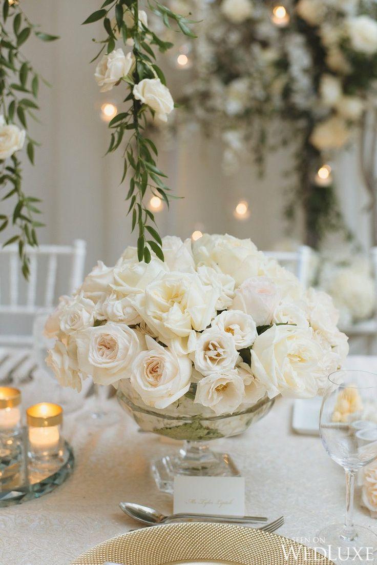 Best 405 white weddings images on Pinterest | Dream wedding, Flower ...