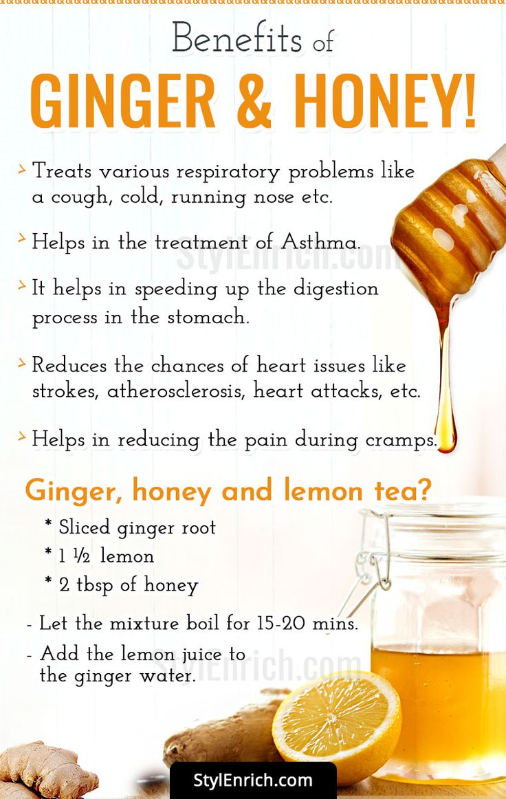 Ginger And Honey Benefits – A Healthy Ingredient For Healthy Life! – Tanya Vines