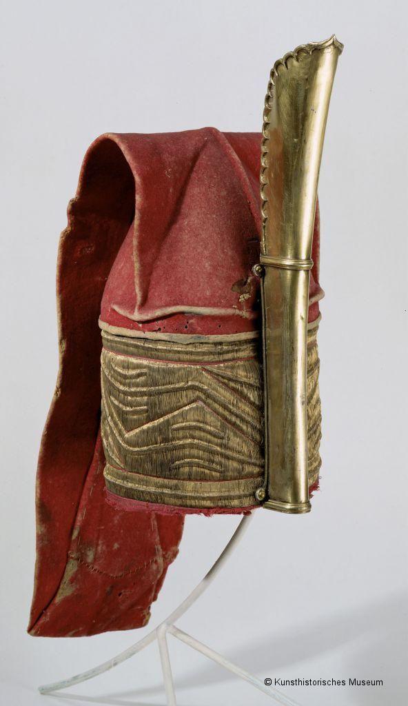 ©Kunsthistorisches Museum Janissary hat, 16th century