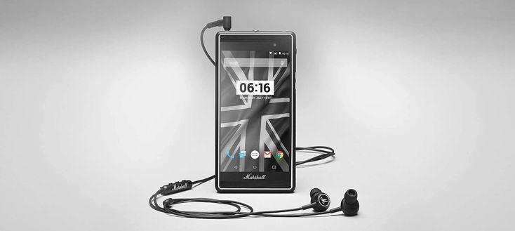 Marshall Headphones wprowadza do sprzedaży … smartfon! | dobreaudio.pl - wszystko o multimediach, audio, pc-audio