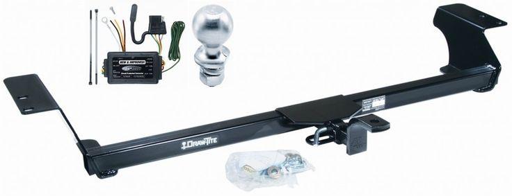 Draw-Tite Trailer Hitch Tow Kit Fits 05-10 Honda Odyssey 36417 118438 63810
