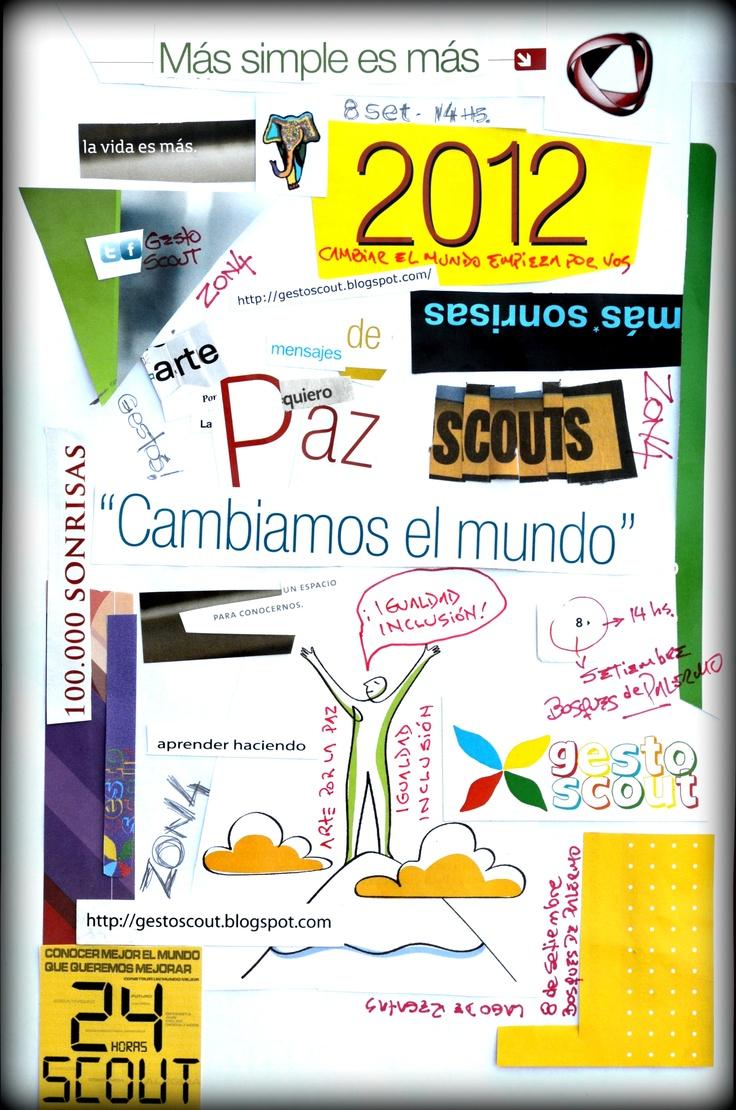 flyer Arte por la Paz (Agosto 2012)