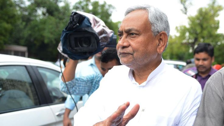 "Janata Dal-United (JD-U) President and Bihar Chief Minister Nitish Kumar on Monday refuted claims that his party was neglected in the rejid of the union council of ministers headed by Prime Minister Narendra Modi. Kumar blamed the media for running speculative news that the JD-U would join the union council of ministers that proved wrong. … Continue reading ""JD-U Not Neglected In Modi Ministry Rejig: Nitish Kumar"""