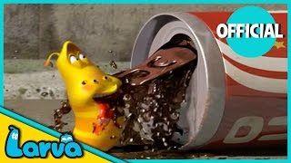 LARVA - TEA Best Cartoon Movie | Cartoons For Children | LARVA Official - YouTube