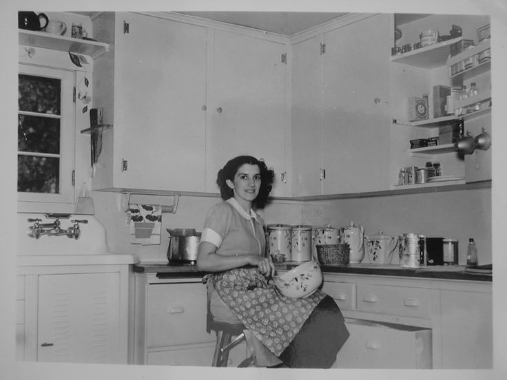 1936 Stewart kitchen remodeled and published in Successful Farming Magazine