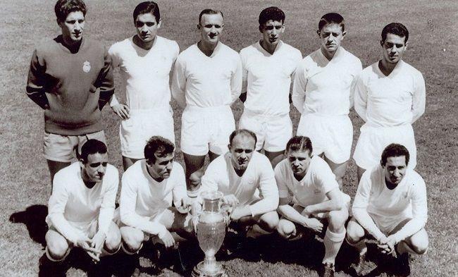 Real Madryt vs Eintracht Frankfurt w finale Pucharu Europy Mistrzów Krajowych • Finał Pucharu Europy z 1960 roku • Wejdź i zobacz >> #real #realmadrid #football #soccer #sports #pilkanozna