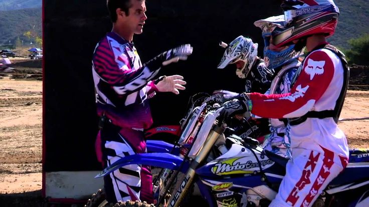 Motocross Training and Nutrition with Ryan Hughes