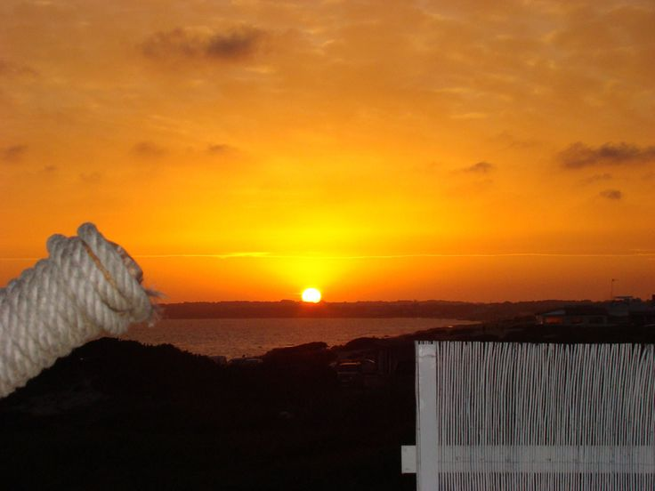 Magical Sunset In Formentera