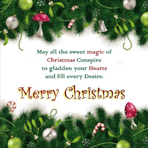 Pin by Messages Collection on Christmas Picture Messages ...