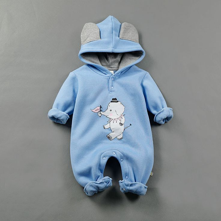 new spring Autumn Winte Baby rompers Newborn Cotton tracksuit Clothes Long Sleeve Underwear Infant Boys Girls jumpsuit