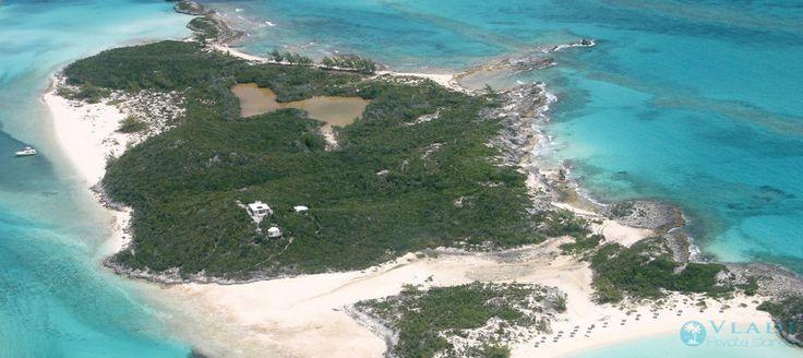 Saddle Back Cay, Caribbean, Bahamas