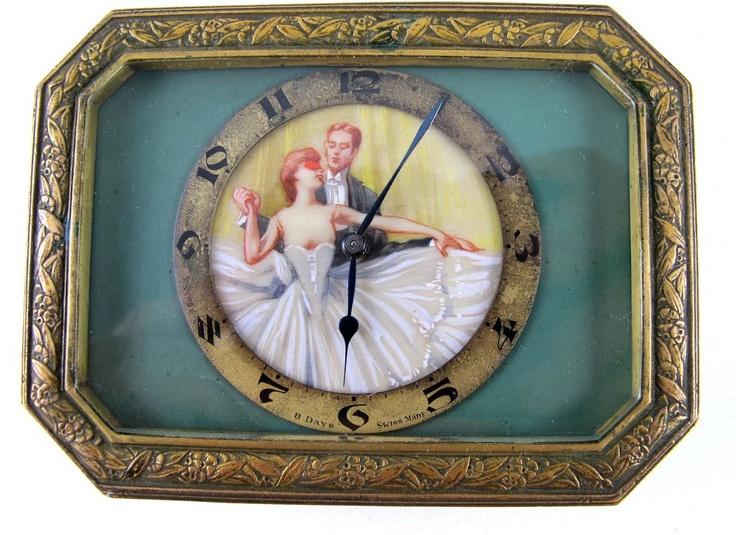 75 Best Art Deco Clocks Images On Pinterest Antique