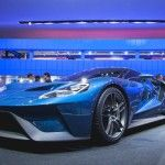Ford GT 2017 had to make the aerodynamics work within impressive silhouette which label as first and foremost obligation is to be an excellent track car