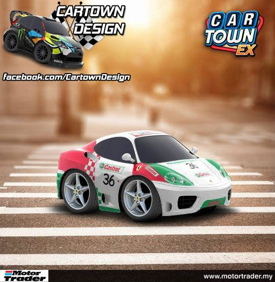 17 Best Images About Car Town Templates On Pinterest
