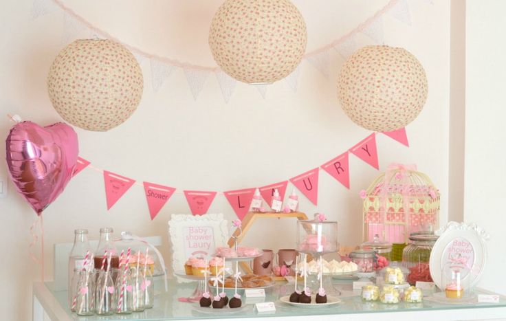14 best baby parties f tes images on pinterest - Organiser une baby shower ...