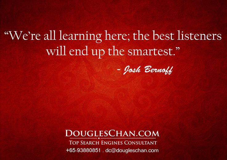 Cool Marketing Quotes for SEO Professionals