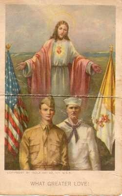 Vintage Prayer for Soldiers 1942   The year I was born----everyone stood behind the troops and the nation prayed.    Pray again.