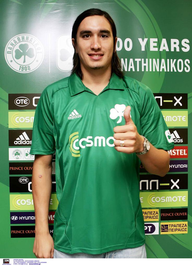 Sebastian Leto-Panathinaikos F.C 22