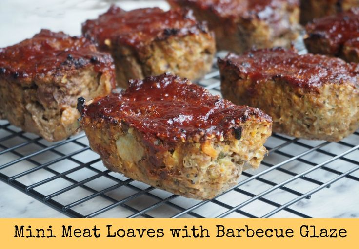 Makes 8 mini meat loaves or 1 large loaf We love these mini meat loaves and they're a regular feature on our weekly meal plan. They're a great way to smuggle veggies, freeze brilliantly…