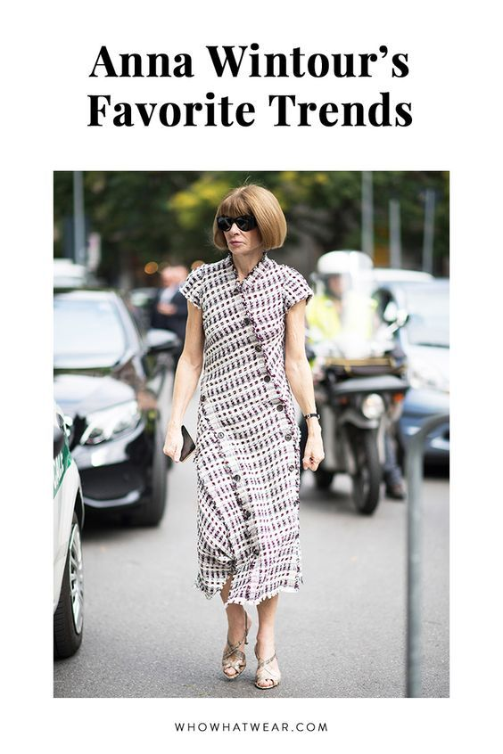 Anna Wintour's opinions matter in the fashion world (a lot). Find out her thoughts on a variety of sartorial topics here.