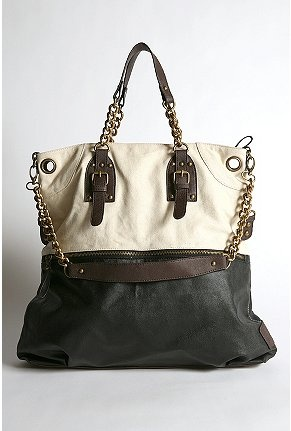 Deena & Ozzy Chain Tote $49 urbanoutfitters