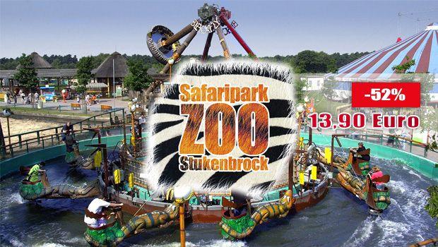 So könnt ihr den Zoo Safaripark Stukenbrock für 13,90 € besuchen. http://www.parkerlebnis.de/zoo-safaripark-stukenbrock-guenstige-tickets_8470.html