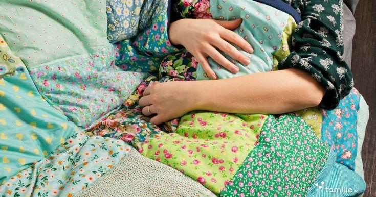 Diese besondere Decke lässt dein Kind schneller einschlafen! – Ulrike Aus Orschel