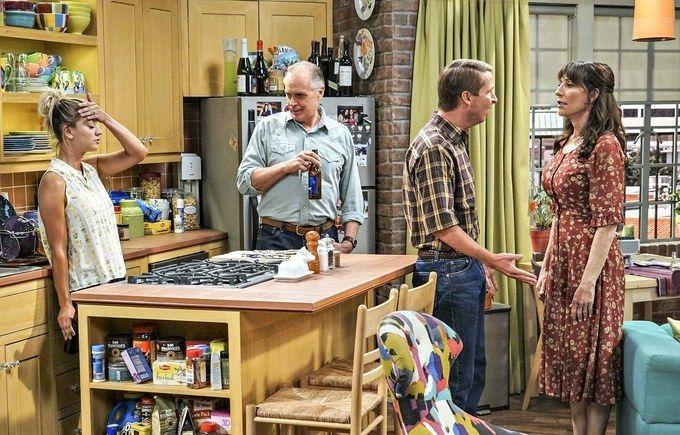 Big Bang Theory premiere