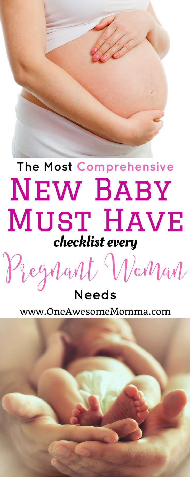 Pregnant? Preparing for a new baby can be overwhelming. This is the ultimate list every mom needs; has the complete list of essential items every mom must get for your baby's arrival. | new baby checklist | baby registry | baby registry checklist | pregnancy | baby shower gifts | first time pregnancy | mom to be must haves | pregnant must haves | new baby must haves | pregnancy must haves | new baby checklist newborns | newborn must haves | newborn must haves list | first time mom | newborn…