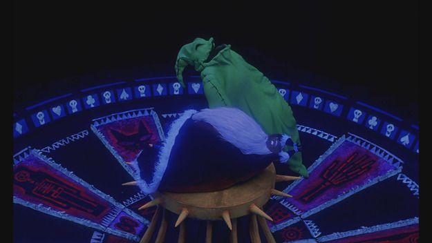 captura de imagen de Pesadilla Antes de Navidad Blu-ray - 7