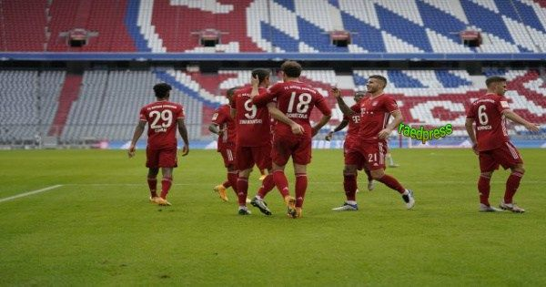 مشاهدة مباراة بايرن ميونخ ولوكوموتيف بث مباشر 27 10 2020 ابطال اوروبا Sports
