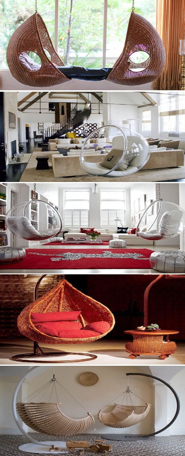 Hanging Chairs Design