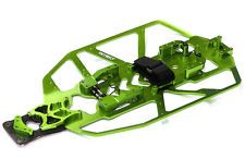 T8091GREEN Alloy Chassis Conversion Set for Traxxas 1/10 Electric Slash 2WD