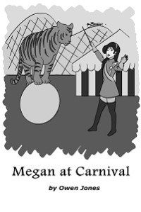 Megan at Carnival | Paranormal | Show Ad - Megan Publishing Services - Megan Publishing Services