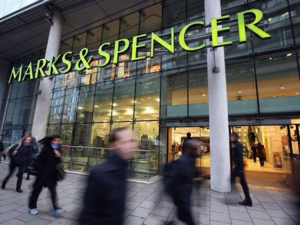 Marks & Spencer Announces plans to close 30 High Street Stores
