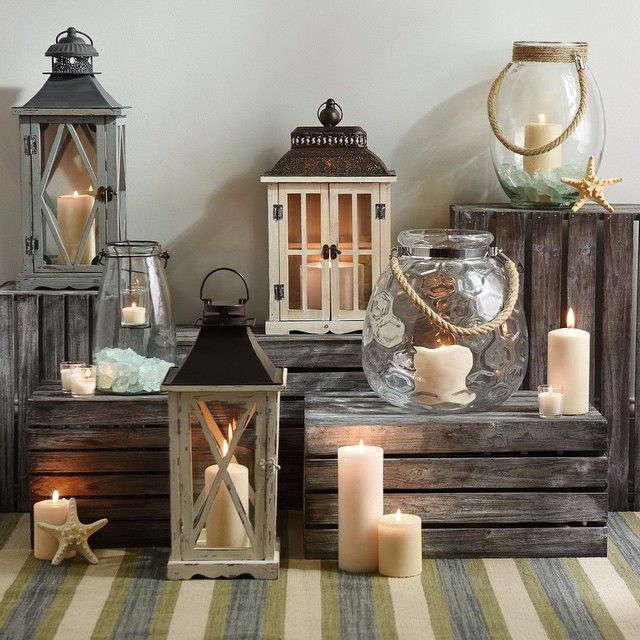 Light up your space with the whimsy of #lanterns! We have a wide variety of these special lights, including outdoor, hanging, candle-lit and LED, that are prefect for everyday or special days. Discover our entire collection by clicking the link in our profile. #lighting #outdoordecor #porchdecor #Kirklands
