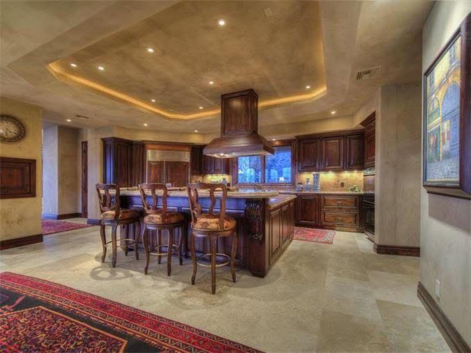 #Elegant #Home - ༺༺  ❤ ℭƘ ༻༻  #Luxury #LuxuryHome  IrvineHomeBlog.com   nicely done 2♥