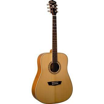 Niet alleen elektrische maar ook akoestische gitaar interesseert me.