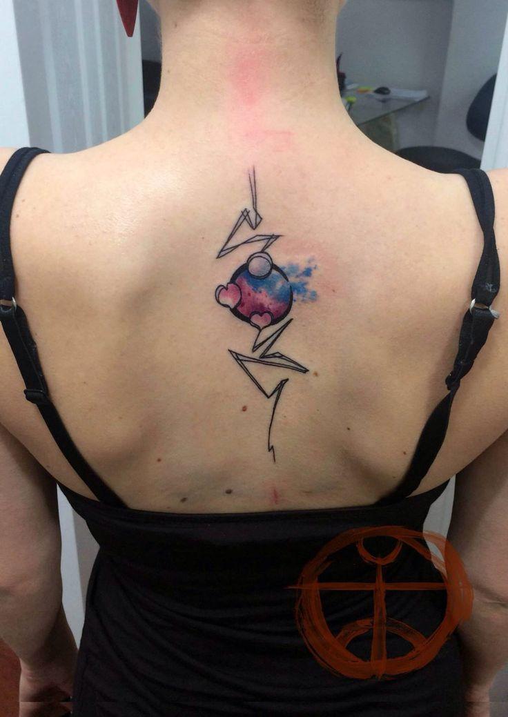 2017 trend Watercolor tattoo - nice Watercolor tattoo - Watercolor abstract b1 by koraykaragozler on deviantART...