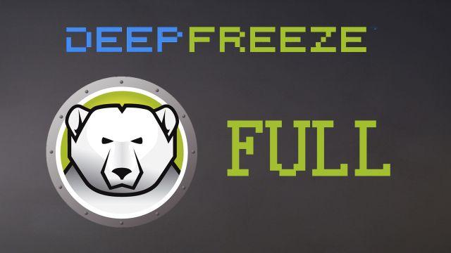 Deep Freeze proporciona la protección definitiva para estaciones de trabajo. Crea una imagen congelada de la configuración deseada para una estación de trabajo. Los cambios no deseados se eliminan al reiniciar y el ordenador vuelve a su perfecto estado congelado.  Cuando quiera preservar la configuración deseada para un ordenador, Faronics Deep Freeze es la respuesta. No pierda el tiempo esperando soluciones para restaurar sus ordenadores a partir de imágenes.