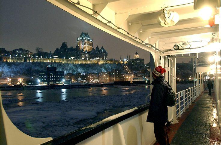 Home - Traverse Québec – Lévis- Société des traversiers du Québec. The Quebec City - Lévis ferry