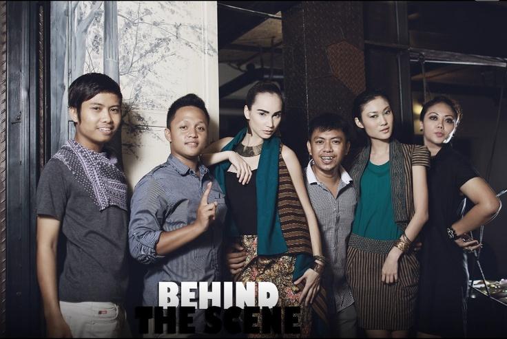 Team photosoot majalah kebaya indonesia, 20th march, 2013 at Sinou Kaffee