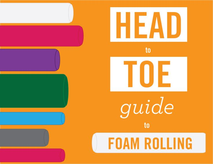 The Head to Toe Guide to Foam Rolling - CBPT