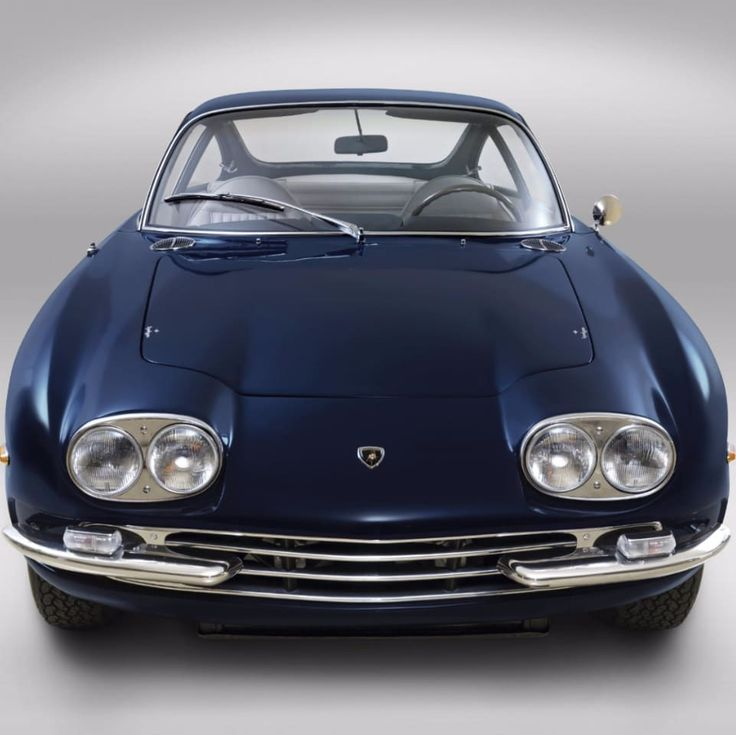 Lovely Sold For £500k: A Lamborghini 350 GT Interim, The Car That Sparked The  Greatest Rivalry In Motoring History Amazing Ideas