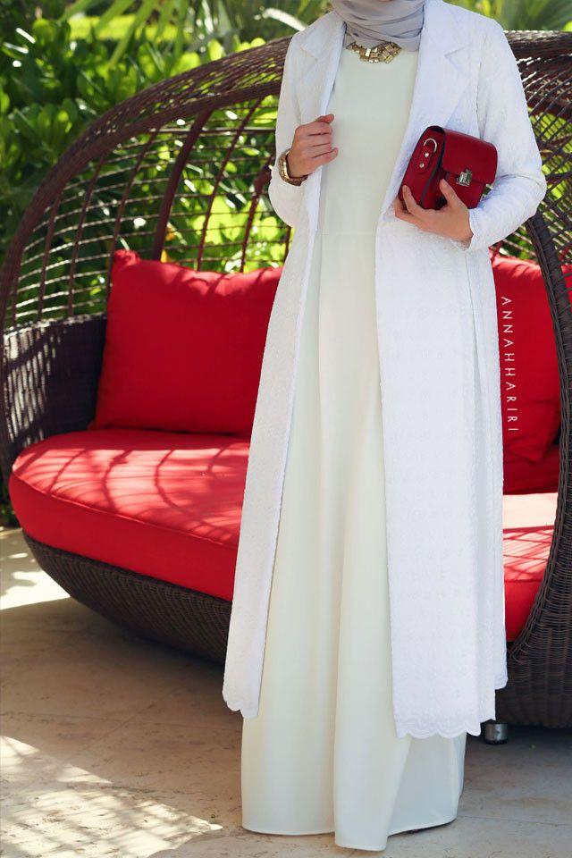 VESNA by ANNAH HARIRI - islamic fashion jackets