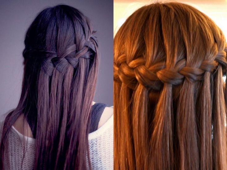 Прически на длинные волосы: фото, схемы, советы | Fchannel.ru