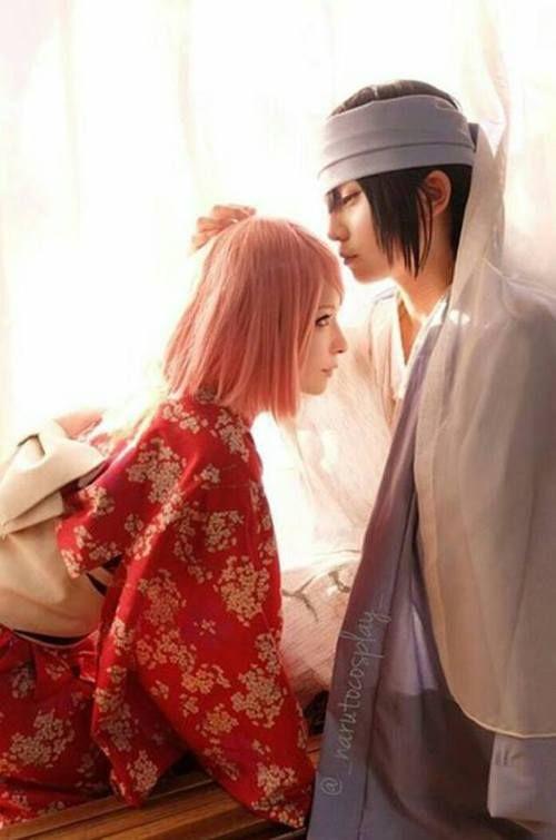 naruto, cosplay, and sasuke uchiha image